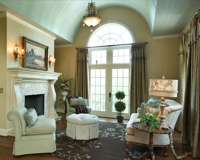 Arched Window Treatments | Simple, Stylish Window Treatments