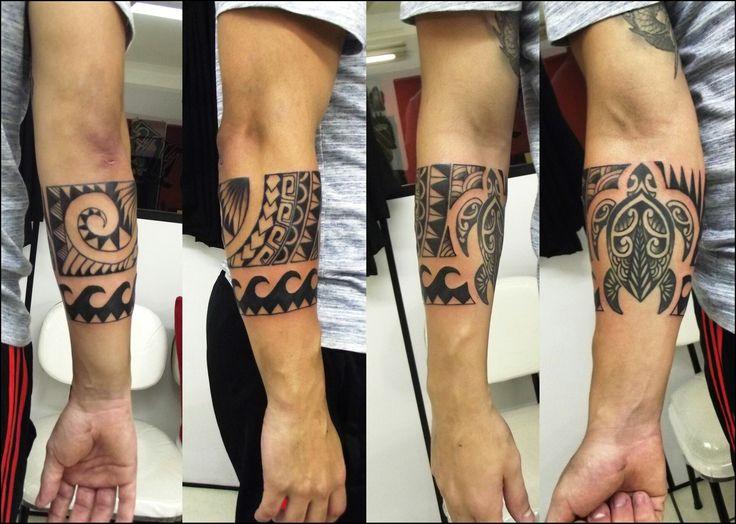 Maori, polynesian Tattoo, old bone Tattoo, Edmar Venâncio. edmarvenancio