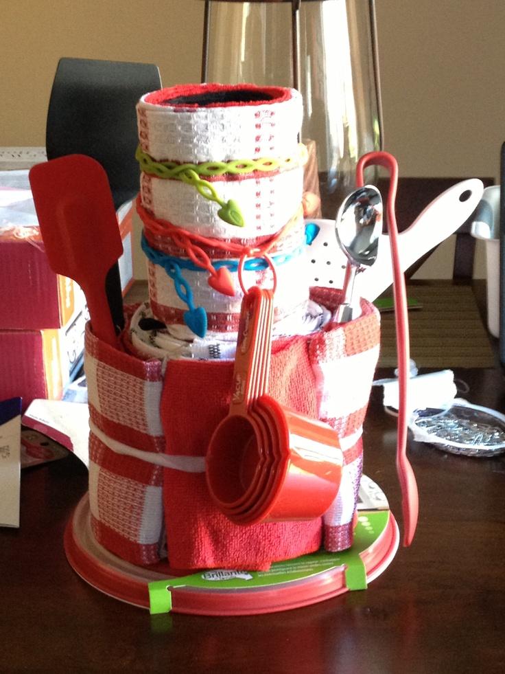 Wedding Shower Gift Ideas Pinterest : Bridal Shower Gift:) Breanne should do!! Pinterest