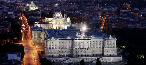 Everything about Madrid - trips, Top 10, sights, museums, food and drink...