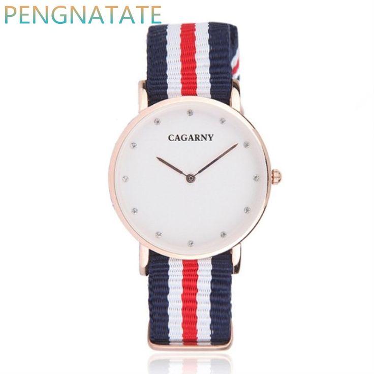 $7.99 (Buy here: https://alitems.com/g/1e8d114494ebda23ff8b16525dc3e8/?i=5&ulp=https%3A%2F%2Fwww.aliexpress.com%2Fitem%2FCAGARNY-Women-Luxury-diamonds-Nylon-Waterproof-Watches-Women-Quartz-WristWatch-Sports-Date-Clock-Brand-Casual-Watches%2F32785169178.html ) CAGARNY Women Luxury diamonds Nylon Waterproof Watches Women Quartz WristWatch Sports Date Clock Brand Casual Watches PENGNATATE for just $7.99