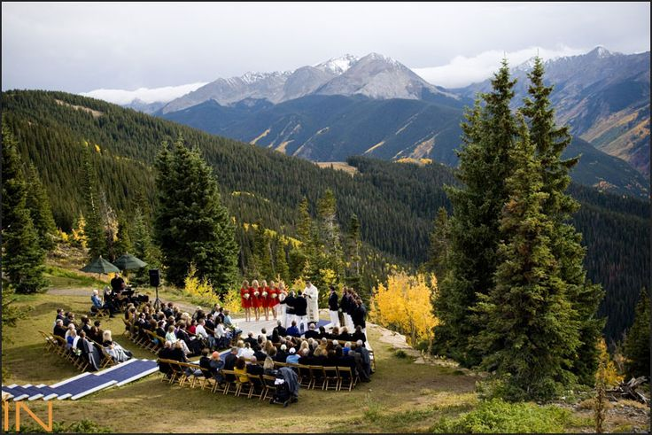 Image Detail For Colorado Mountain Wedding Photographs