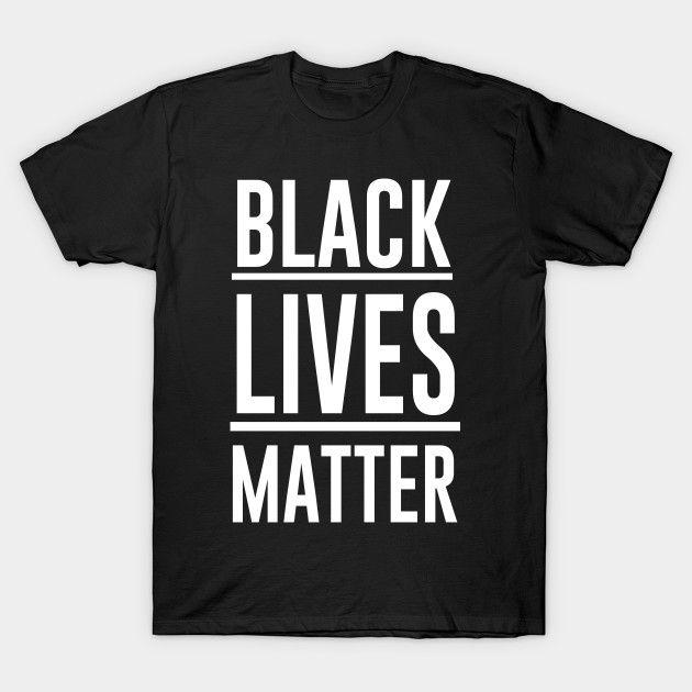 """/""""Noir/"""" T-Shirt Noir vie Matter"""