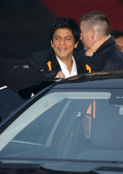 "Shahrukh Khan films his new film ""Don 2"" at Gendarmenmarkt in Berlin. November 3, 2010 - Source: FlynetPictures.com"