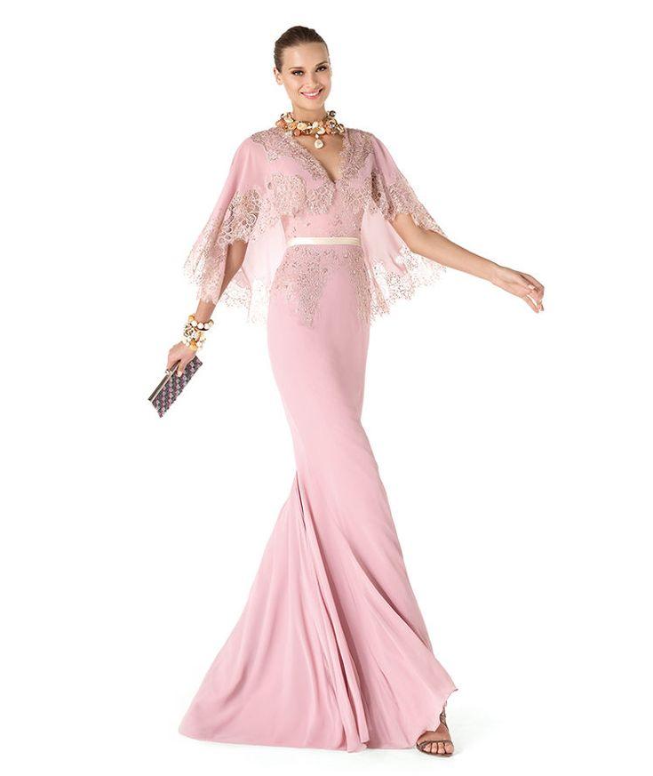Pronovias apresenta o vestido de festa Rea da coleção 2014. | Pronovias