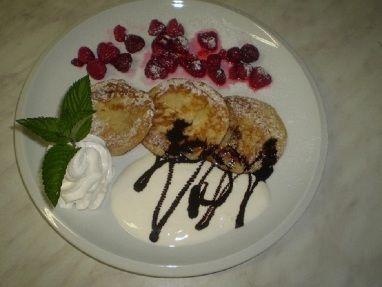Lívance z kefíru / Kefir Pancakes
