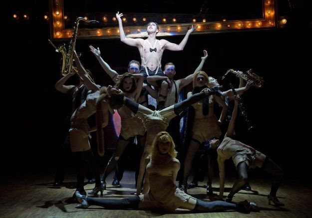 """""""Money,"""" Cabaret 