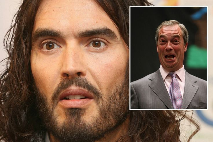 """European elections: Russell Brand and his 'revolution' blamed by Twitter for UKIP rise.  Brand said: """"I have never voted. Like most people I am utterly disenchanted by politics.  """"Like most people I regard politicians as frauds and liars and the current political system as nothing more than a bureaucratic means for furthering the augmentation and advantages of economic elites.""""  2.6. 2014,   NCO eCommerce, www.netkaup.is"""