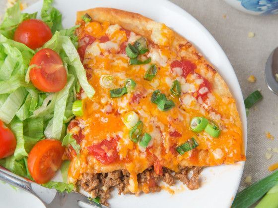 Taco Bell Style Mexican Pizzas Recipe - Food.com