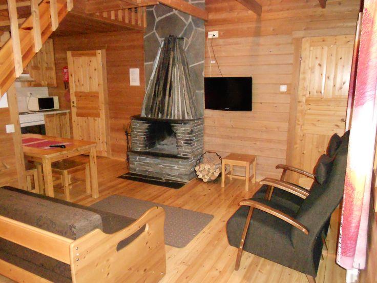 Parvimökki 77 m2 13, 15-18, cabin 77 m2 numbers 13, 15-18