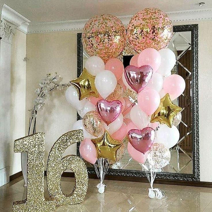 Decoration Birthday Party Ideas Sweet 16 Decorations Birthday