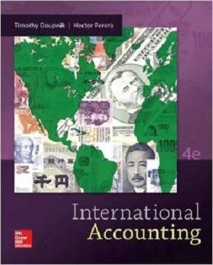 Free Test Bank for International Accounting 4th Edition by Doupnik is an international accounting free test bank with instant answers which is highly recommened for its strong focus on the essential core issues of worldwide accounting. These questions' contents press the international accounting under an overview of worldwide accounting diversity. It also helps you to understand how to make financial accounting based on international reporting standards.