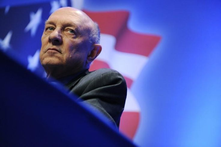Former CIA director James Woolsey pitched a $10 million contract to two Turkish businessmen to help discredit a controversial U.S.-based cleric while Woolsey was an adviser to Donald Trump's election campaign, three people familiar with the proposal said.