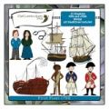 First Fleet Clipart - Teacher's Marketplace, the Australian online marketplace for teachers, with original educational digital resources, lesson plans, worksheet, printables and more!