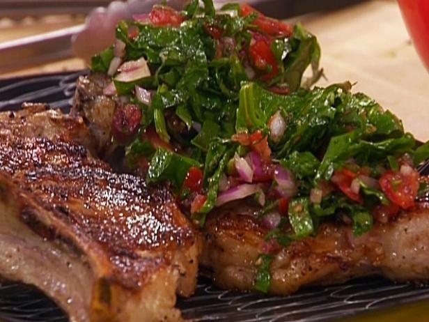 Balsamic Pork Chop Recipes Food Network