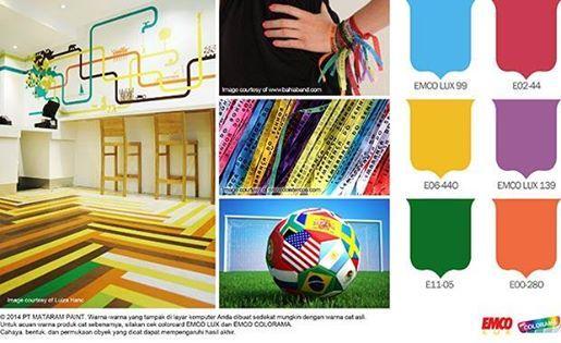 BRAZUCA : Simbol Harapan Baik #BiasaJadiLuarBiasa http://goo.gl/gxtnlH