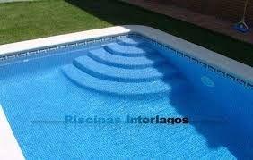 Resultado de imagen para escalera de obra para piscina