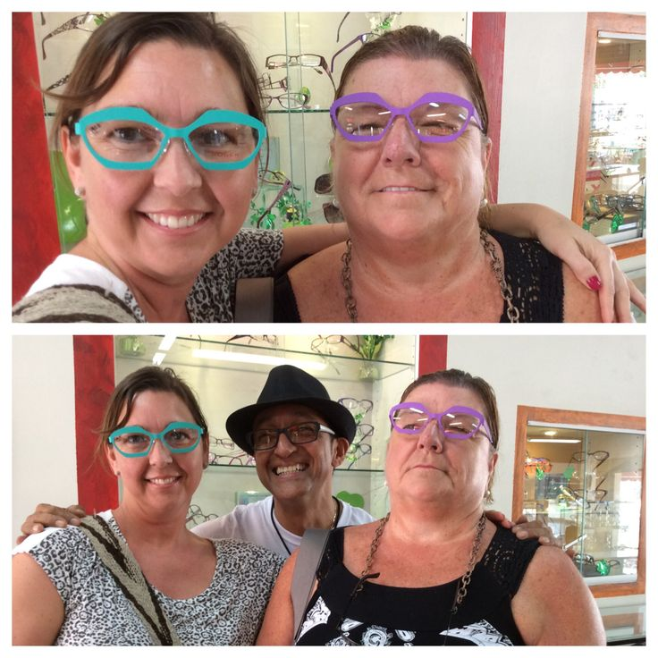 These ladies fell in love with #roger eyewear