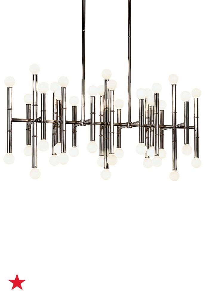 Jonathan adler meurice 42 light chandelier lighting productssputnik chandelierchandeliersmodern