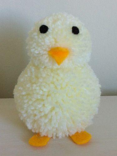 pompom chick
