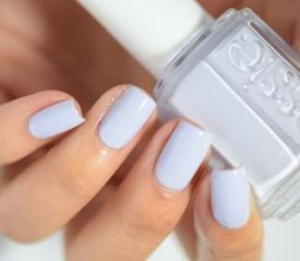 Hair Blue Tips Nail Polish 47+ Super Ideas