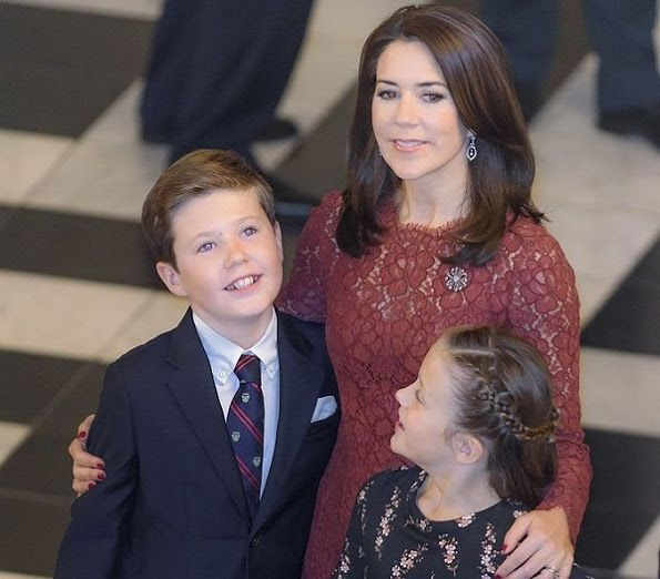 Prince Christian of Denmark Celebrates His 11th Birthday