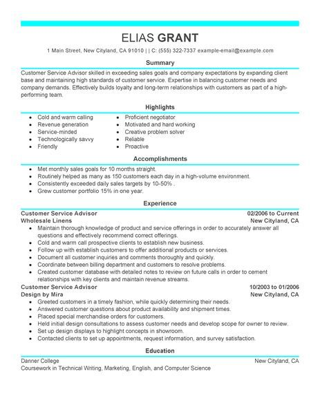 15 best career images on Pinterest Career, Sales resume and - automotive service advisor resume