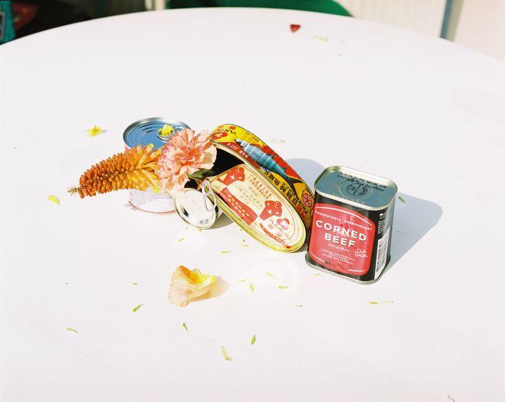 Daniel Carlsten - Nowness – Tin cans