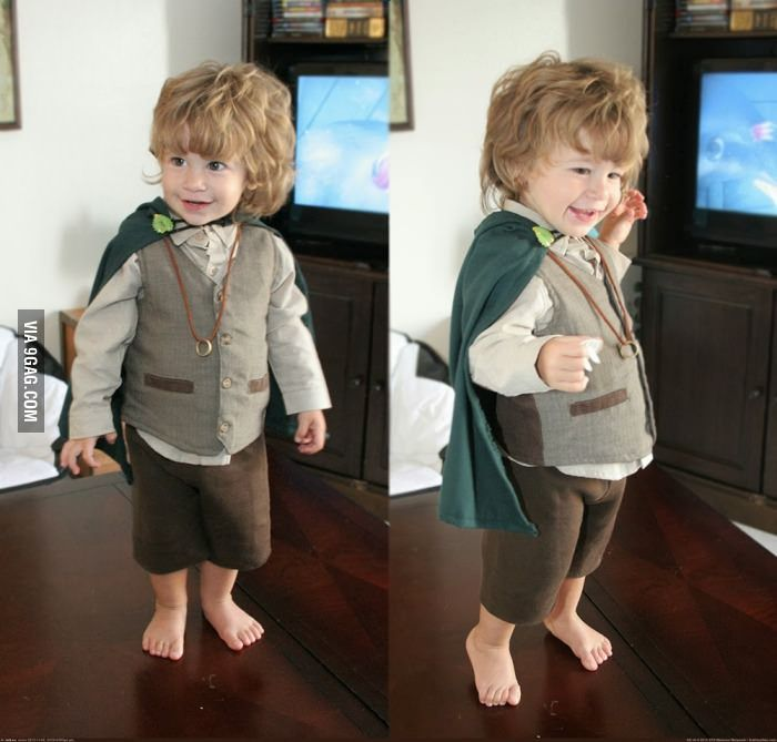 Hobbit outfit/Bilbo or Frodo outfit~ I is gonna do this! :D