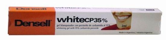 WHITE CP35% CONSULTORIO JERINGA x 2 ml • Peróxido de carbamida - Cod 6536