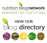 The Nutrition Blog Network is a collection of blogs written by registered dietitians.  It's a site you can turn to for trusted advice from nutrition experts.