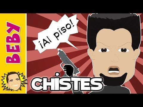 12 Chistes cortos y buenos para niños + Reto Emoji  - YouTube