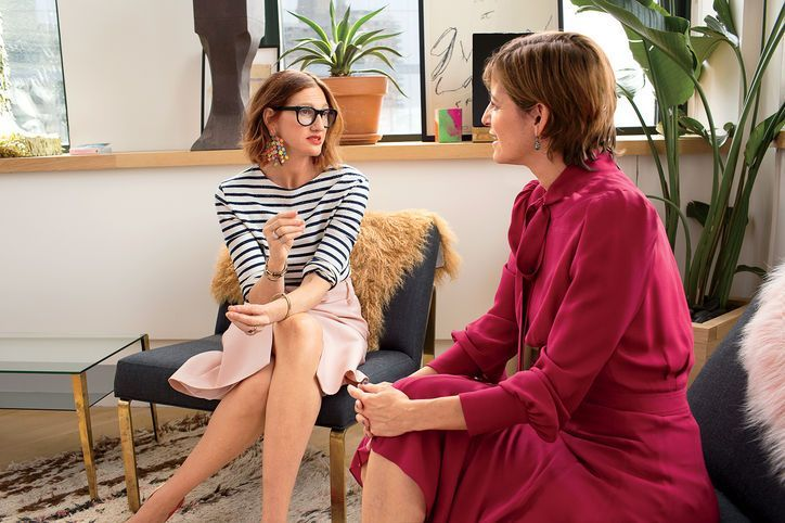OK, Jenna, Tell Us Everything: Career Advice From J.Crew President and Creative Director Jenna Lyons Career Advice, Career Tips