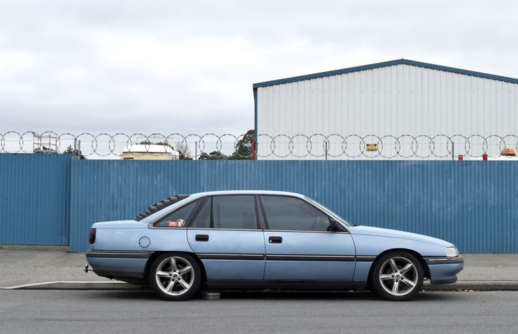 https://flic.kr/p/UDR4ax | 1991 Holden Commodore Execitive | The Cars of Christchurch, New Zealand