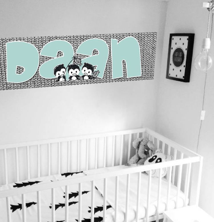 21 best muursticker babykamer images on pinterest, Deco ideeën