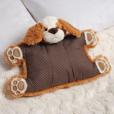 Подушка собака своими руками, выкройки, идеи, видео / Игрушки своими руками, выкройки, видео, МК