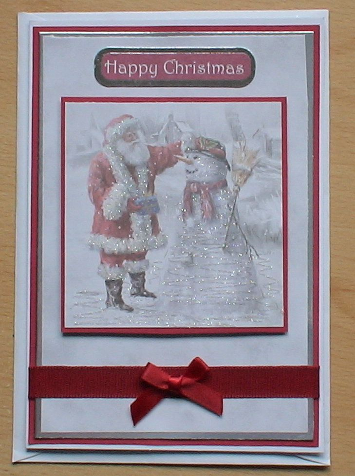 #Hunkydory #create and craft The topper and background card are from the Hunkydory 4 day deal on create and craft. I have also used ribbon from my crafty stash.