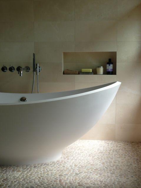 Best 20 Pebble Floor Ideas On Pinterest Shower