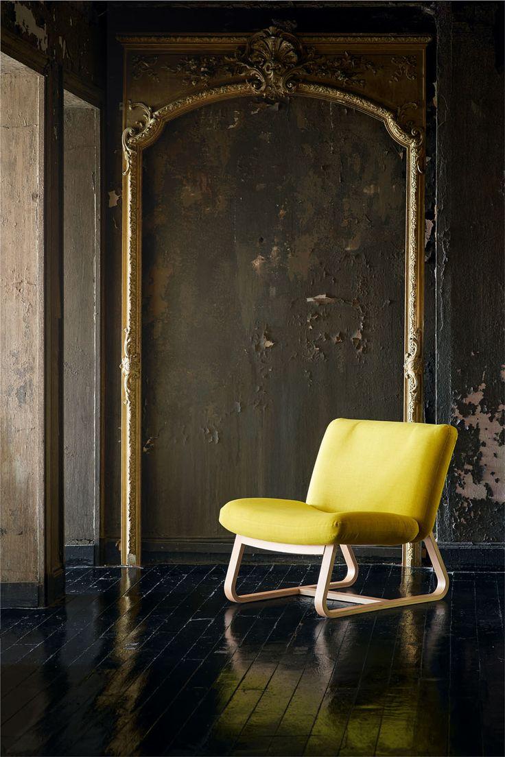 1000 id es sur le th me pouf jaune sur pinterest tapis de sarcelle canap - La redoute bensimon meubles ...