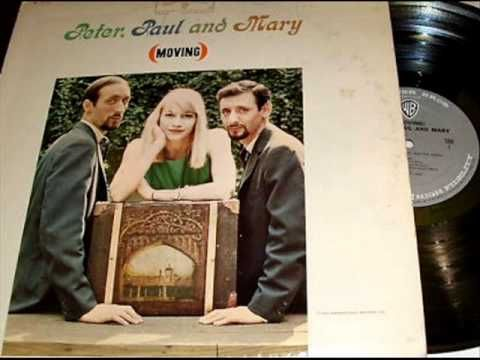 """Peter, Paul and Mary sing """"A'Soalin"""""""
