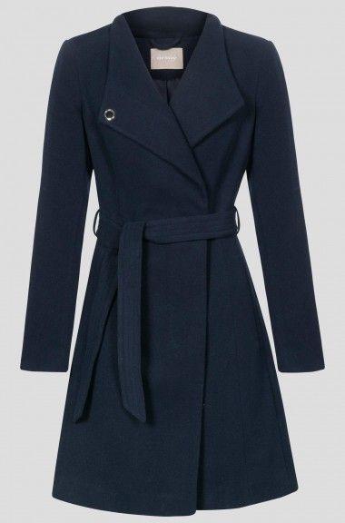 Palton clasic cu cordon în talie | ORSAY