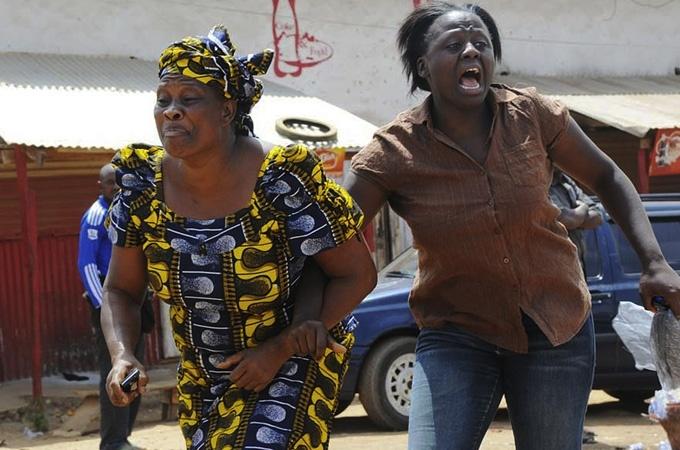 Revenge attacks follow Nigeria church blast: Attack Follow, 14 Youth, Nigeria Church, Church Blast, Revenge Attack, Repri Attack, Catholic Church, Christian Youth, Nigerian Cities