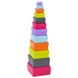 Color Block Nested Boxes