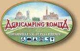 Benvenuti nel Camping Romita | Campeggio a Tavarnelle Val di Pesa immerso tra i vigneti delle splendide colline Toscane. Siena, Firenze, Volterra, SanGimignano e Monteriggioni.