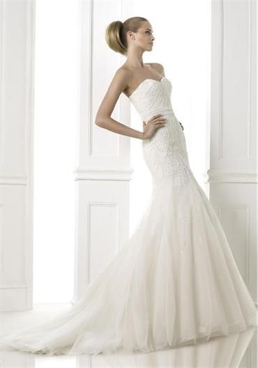 Best pronovias new collection images on pinterest