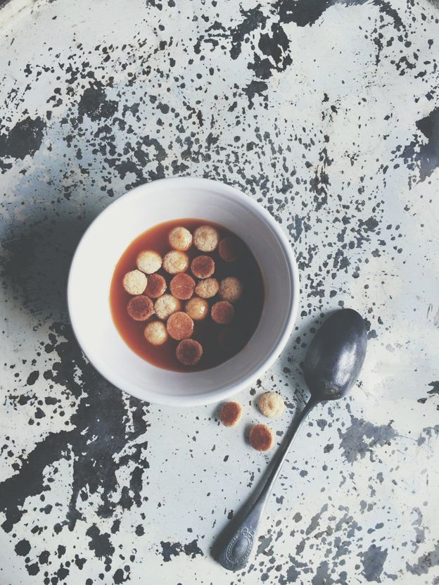 Soup For Dessert - Rose Hip Soup (Nypon Soppa) Recipe — Dishmaps