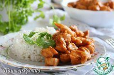 "Курица ""Бурбон без бурбона"" - кулинарный рецепт"