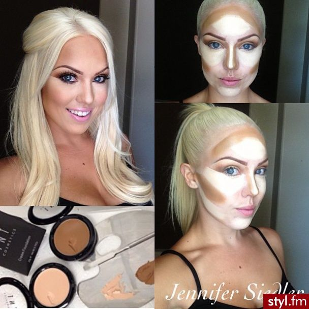 I think this is entirely too much makeup for me personally but it looks amazing!