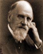 Sir Francis Darwin obtained a medical degree in 1875, but never practiced medicine. He instead applied his physiological training to plants, becoming his father's lab assistant. Francis is the only person to share book co-authorship w/ his father (The Power of Movement in Plants, 1880). He developed the field of plant hormones & elevated plant physiology to a science in its own right at Cambridge University. He was elected FRS and knighted.  He was the 7th child of Charles Darwin & wife…