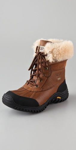 UGG Australia Adirondack ll Boots - my favorite all weather boots.